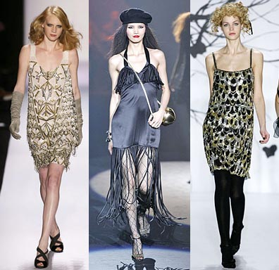Fall 2008 Fashion Week Trend: 1920s Fashion