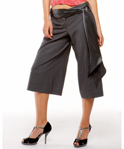 Gaucho pant with sash