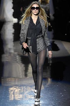 Betsey Johnson Fall 2007 Runway