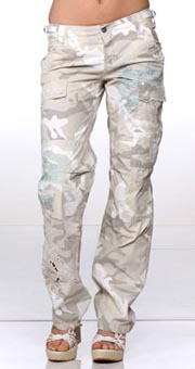 Couture Candy Army Pants