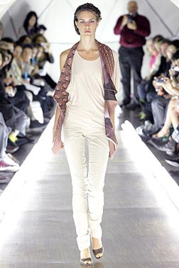 Three as Four Spring 2007 Runway