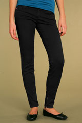 skinny black pants