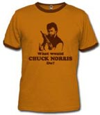 What Would Chris Norris Do Tee