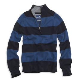 American Eagle Expedition Stripe Sweater