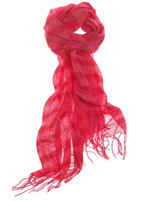 American Eagle Sheer Striped Scarf