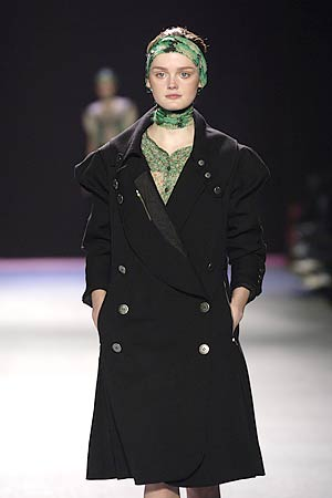 Alexandre Herchcovitch Fall 2006