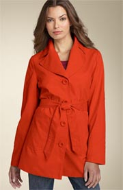 Ambition Long Sleeve Trench Coat
