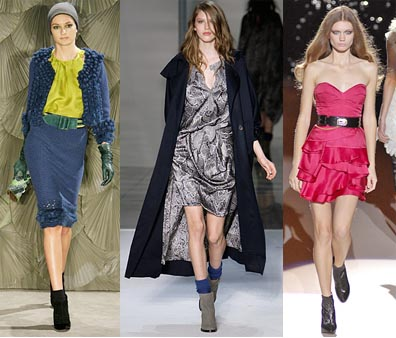 Fall 2008 Fashion Week Trend: Ankle Boots
