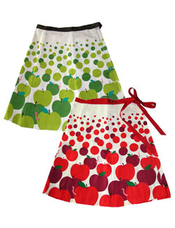 Apple Wrap Skirt