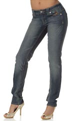Babyphat Monarch Wash Skinny Jean