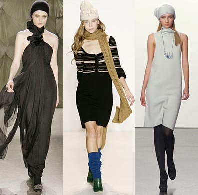 Fall 2008 Fashion Week Trend: The Beanie Hat