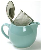 Bee House Teapot in Spearmint