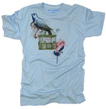 Palmer Cash Bird Cage T-Shirt