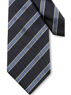 Banana Republic Blue Striped Tie