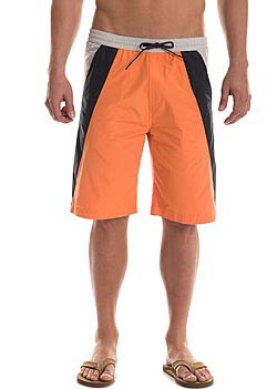 Armani Exchange Colorblock Board Short