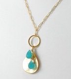 Bora Bora Necklace by Charming Sam
