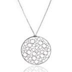 Bubbles Pendant Necklace at Trunkt