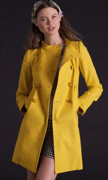 Cherbourg Coat