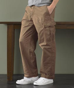 Chino Cargo Pants at J Crew