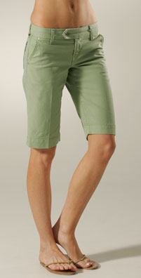 Citizens of Humanity Ios Stretch Bermuda Shorts