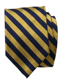 Collegiate Cambridge Skinny Tie
