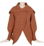 Cottswald Cocoon Sweatercoat
