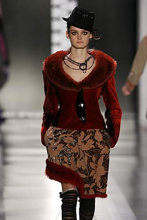 Custo Barcelona Fall 2006