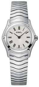 Ebel Classic Steel Mini Ladies Watch