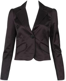 Forever 21 Career Black Blazer