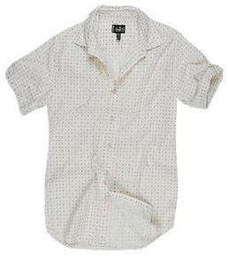 Forever 21 Short Sleeve Printed Shirt