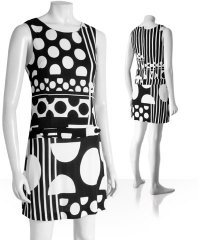 Fash-ion-is-ta Mod Inspired Dress