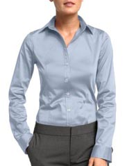 Fitted Shirt at Banana Republic