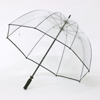 Clear Plastic Bubble Umbrella
