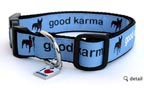 Good Dog Good Karma Collar