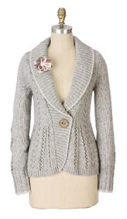 Helena Cardigan Sweater