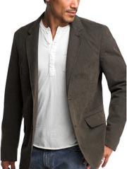 Herringbone Blazer at the Gap
