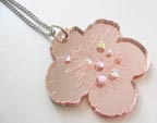Hibiscus Necklace by Tatty Devine