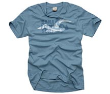 Hollister Boomer Beach Surf Tee