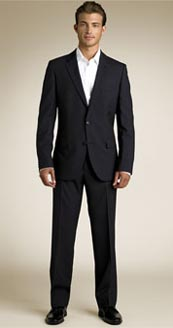 HUGO \'Awe/Holl\' Two Button Suit