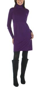 Issac Mizrahi Turtleneck Dress