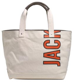 Jack Spade Industrial Canvas Bag