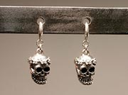 Jessica Elliot Girly Skull Earrings