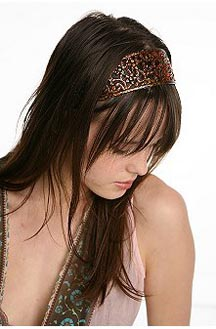 Jelly Filigree Headwrap