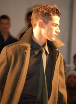 John Bartlett Fall/Winter 2007 Runway