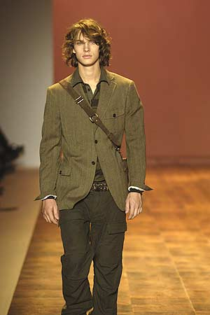John Varvatos Fall 2006