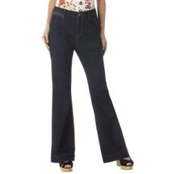 Jovovich-Hawk High Waist Denim Jeans