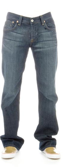 Kasil Whitman Jean in Atlantic