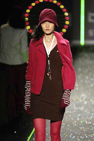 Lacoste Fall 2006