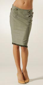 LAMB Pencil Skirt