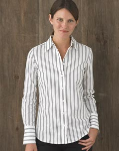 Laura Femme Shirt in Taylor Stripe